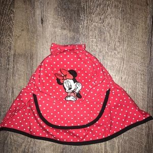 Minnie Mouse Disney World Baby Hat